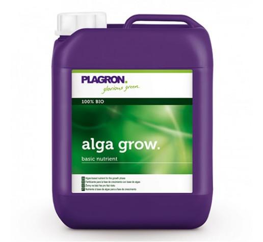 Alga Grow 5 ltr Plagron фото