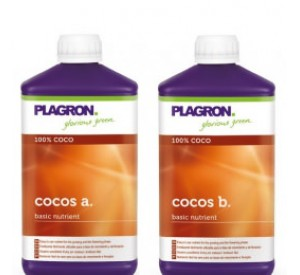 Coco A&B 1 ltr Plagron Netherlands фото