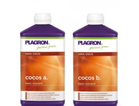 Coco A&B 1 ltr Plagron Netherlands купить в Украине фото