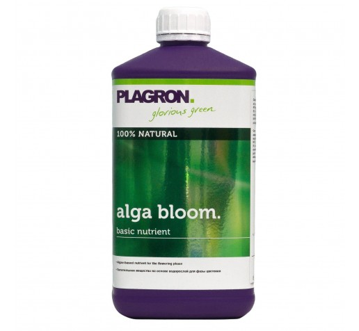 Alga Bloom 1 ltr Plagron Netherlands фото