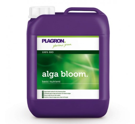 Alga Bloom 5 ltr Plagron Netherlands фото