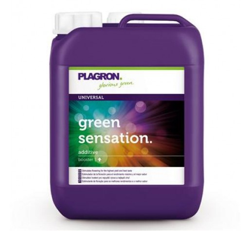 Green Sensation 5 ltr Plagron фото