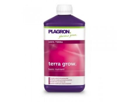Terra Grow 1 ltr Plagron купить в Украине фото