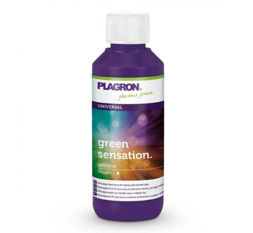 Green Sesation 100ml Plagron Netherlands фото