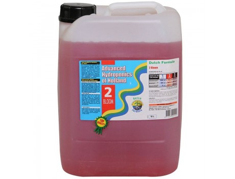 Dutch Formula Bloom 10 ltr Advanced Hydroponics Netherlands купить в Украине фото