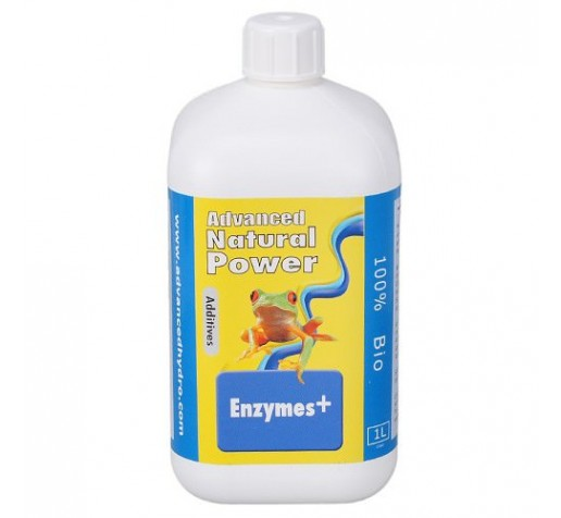 Enzymes+ 1 ltr Advanced Hydroponics Netherlands фото