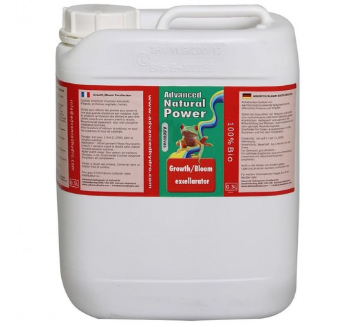 Growth/Bloom Excellarator 5 ltr Advanced Hydroponics Netherlands фото