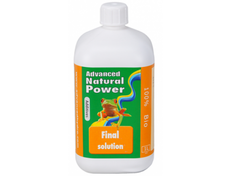 Final Solution 1 ltr Advanced Hydroponics Netherlands купить в Украине фото