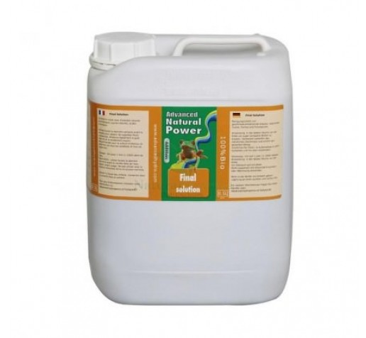 Final Solution 5 ltr Advanced Hydroponics Netherlands фото