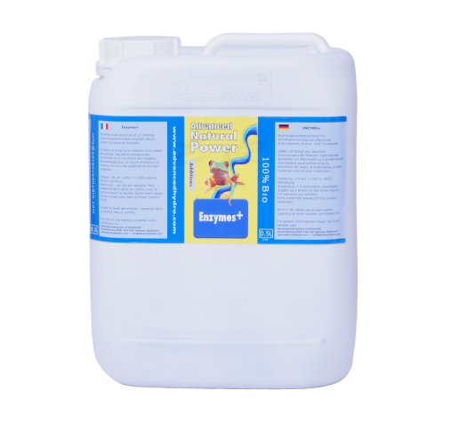 Enzymes+ 5 ltr Advanced Hydroponics Netherlands фото