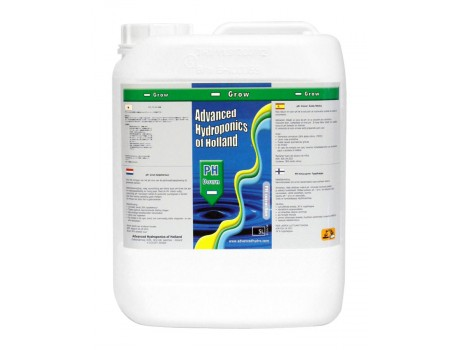 Advanced Ph- Down Grow 5 ltr Advanced Hydroponics купить в Украине фото