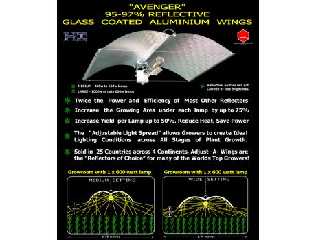 Adjust a Wing Large+Super Spreader купить в Украине фото