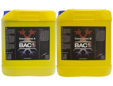 Coco Grow A&B 5L BAC Великобритания купить в Украине фото