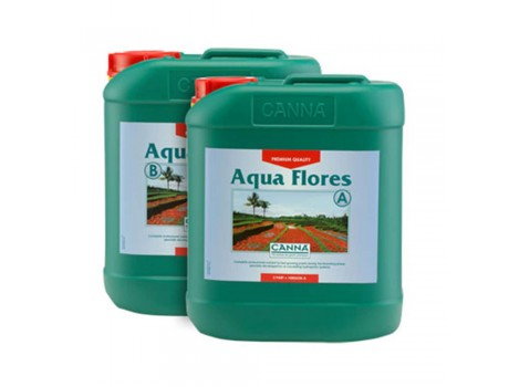 Aqua Flores A&B 5 ltr Canna Испания купить в Украине фото