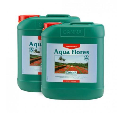 Aqua Flores A&B 5 ltr Canna Испания фото