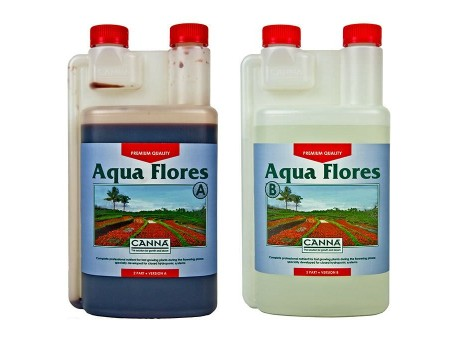 Aqua Flores A&B 1 ltr Canna Испания фото