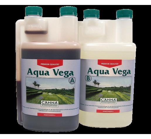 Aqua Vega A&B 1 ltr Canna Испания фото