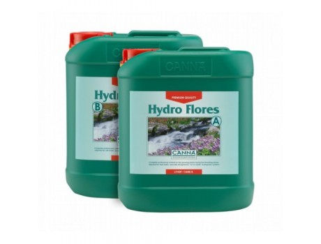 Hydro Flores  A&B 5 ltr Canna Испания фото