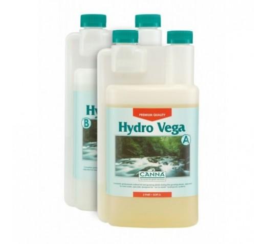 Hydro Vega A&B 1 ltr Canna Испания фото