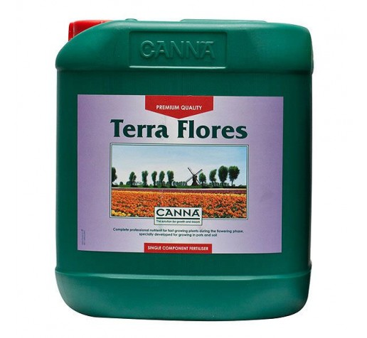 Terra Flores 5 ltr Canna фото
