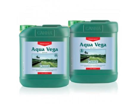Aqua Vega A&B 5 ltr Canna купить в Украине фото