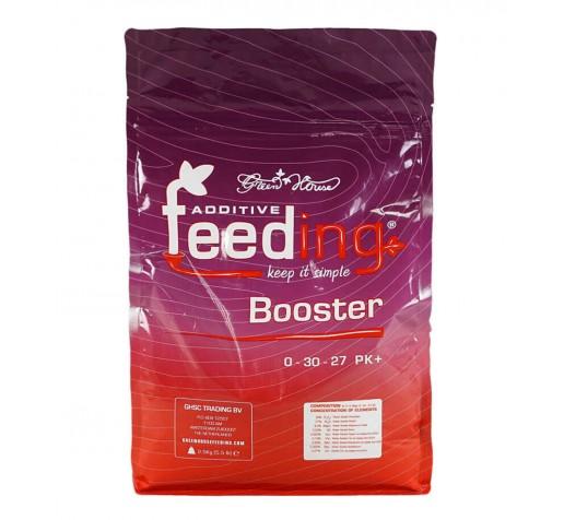Feeding Booster PK+ 2.5 kg Green House Великобритания фото