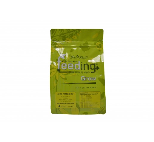 Powder Feeding Grow 1 kg фото