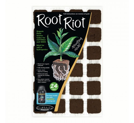 Root Riot Growth Technology Великобритания фото