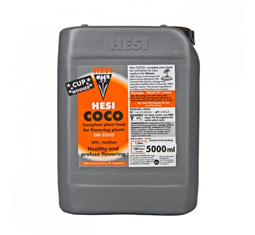 Coco 5 ltr Hesi Netherlands фото