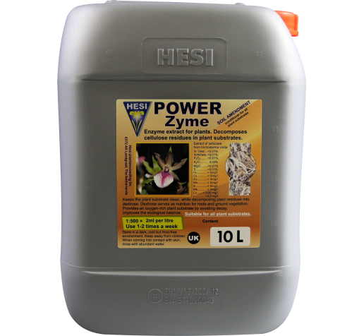 Power Zyme 10 ltr Hesi Netherlands фото