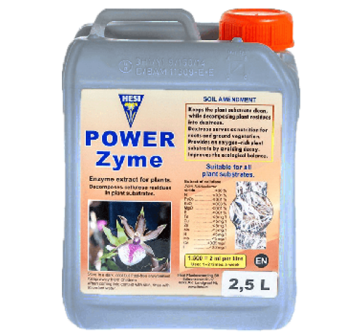 Power Zyme 2,5 ltr Hesi фото