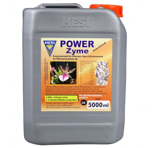 Power Zyme 5 ltr Hesi Netherlands фото