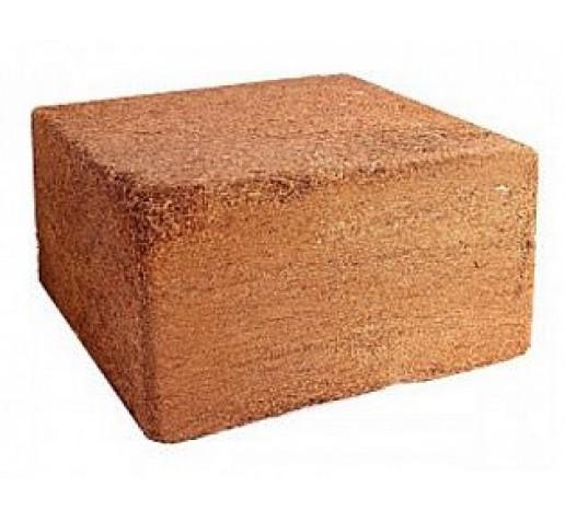 Блок кокосовый 5 кг без упаковки фото