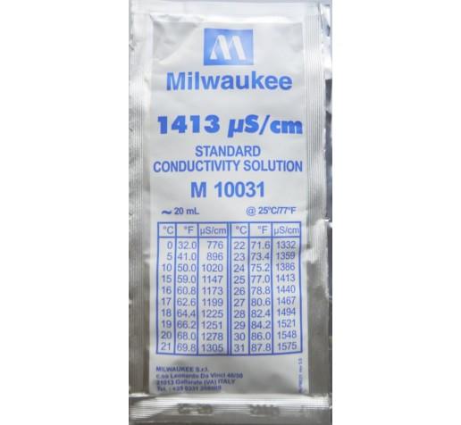 Калибровочный TDS 1413mS/cm 20 ml Milwaukee Венгрия фото
