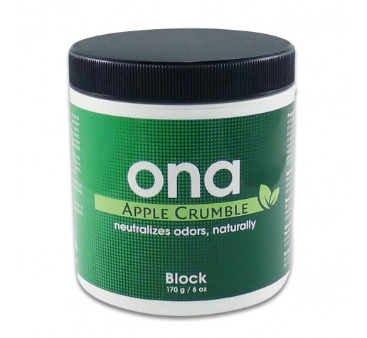 Гели ONA Block Apple 170 g фото