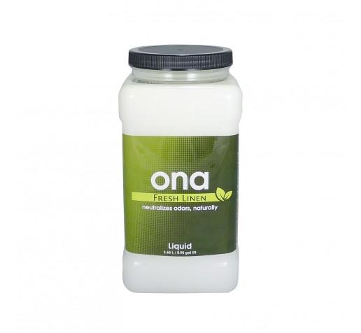 Гели ONA Liquid Fresh Linen 3.27L фото