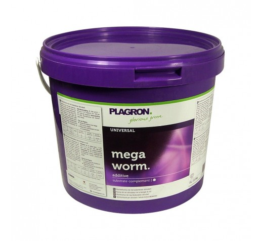 Mega Worm 5 l Plagron фото